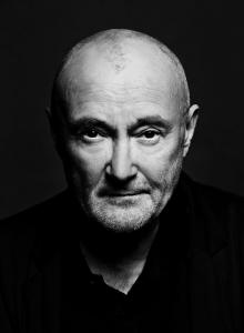 Famosos con acufenos-Phil Collins