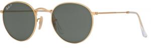 Gafas de sol redondas metal-moda y tendencia en gafas 2018