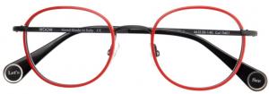 Gafas Woow rojo-moda y tendencia en gafas 2018