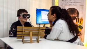 visagrafo coruña terapia visual niños